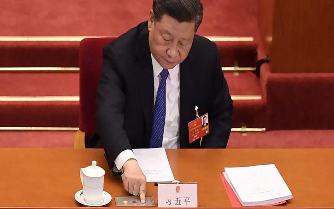 الرئيس الصيني وقع قانون الأمن القومي في هونغ كونغ ورئيسة السلطة التنفيذية أعلنت أنه سيدخل حيز التنفيذ اليوم