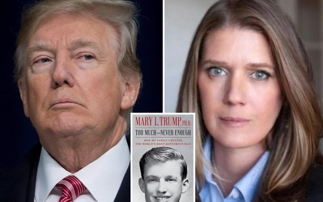 ابنة شقيق ترامب تصفه بأخطر رجل في العالم وتفضح أسرار العائلة