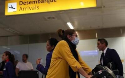 البرازيل أعادت فتح حدودها أمام الوافدين إليها جوا