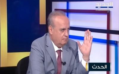 """وهاب لقناة """"الجديد"""": العدوان الإقتصادي على لبنان صعب ولكن كل الإستعدادات تنجز لمواجهته"""