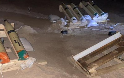 العثور على سبعة صواريخ كاتيوشا معدة للإطلاق جنوبي بغداد