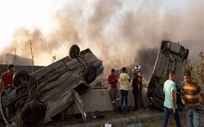 قطع طرقات وتدابير أمنية ضمن بيروت… اليكم التفاصيل