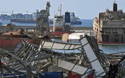 حركة مرفأ بيروت: دخول 6 بواخر ومغادرة 4