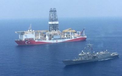 تركيا تعتزم إرسال سفينة تنقيب إلى شرق المتوسط مجددا وسط خلاف مع اليونان