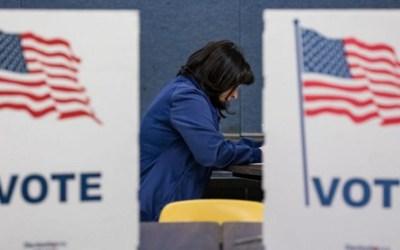النتائج الأولية للانتخابات الأميركية.. اليكم التفاصيل