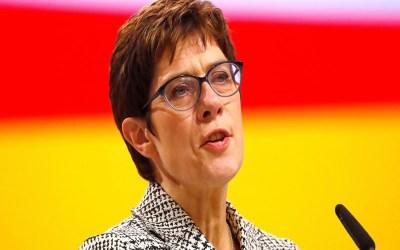 وزيرة دفاع المانيا: قلقون من وضع متفجر جدا بعد الانتخابات الرئاسية الأميركية
