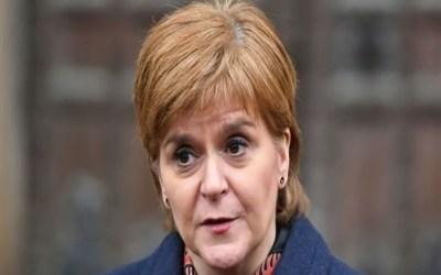 رئيسة وزراء اسكوتلندا تريد استفتاء آخر على الانفصال عام 2021