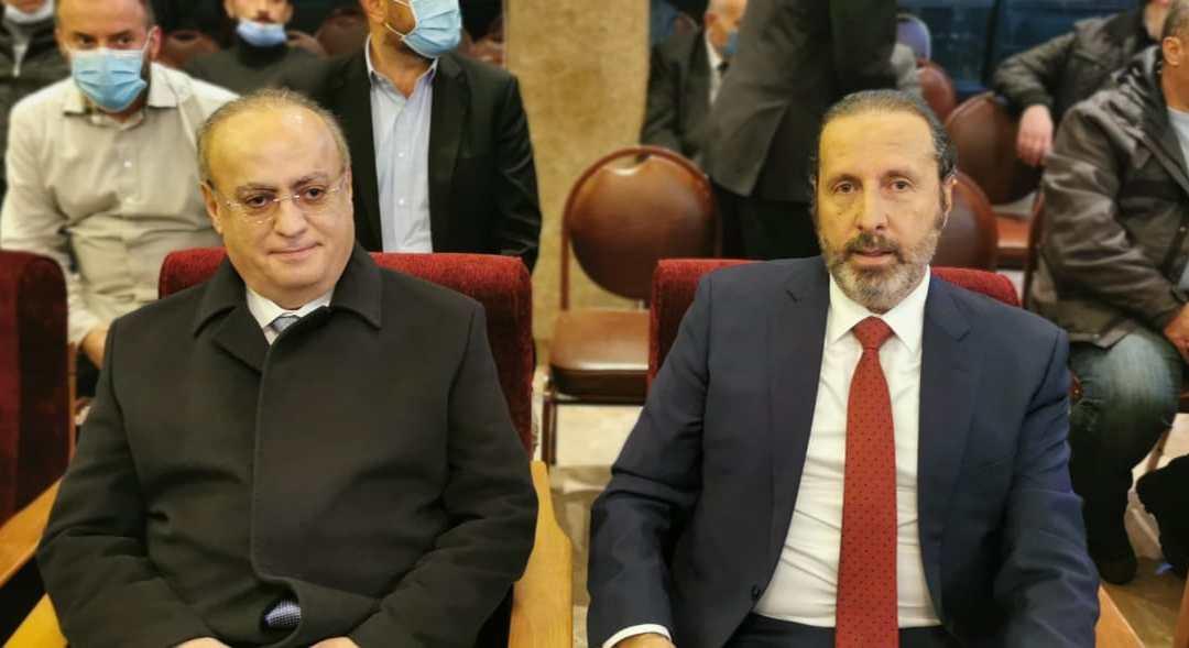 وهاب قدم التعازي بوفاة وزير الخارجية السورية وليد المعلم