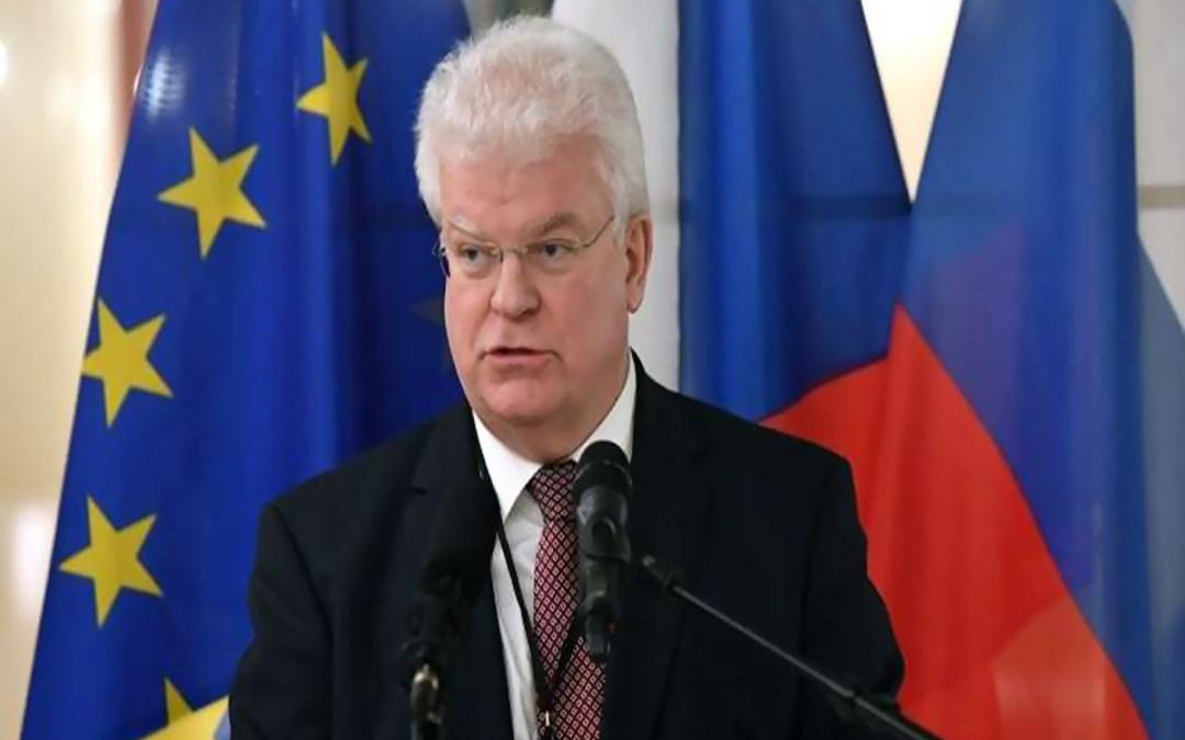 مندوب روسيا للاتحاد الأوروبي:على الاتحاد تغيير فهمه لمعايير العلاقات معنا