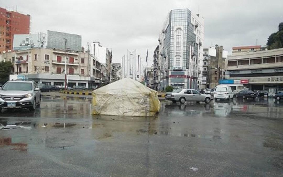 عودة الهدوء الى طرابلس بعد مواجهات امس