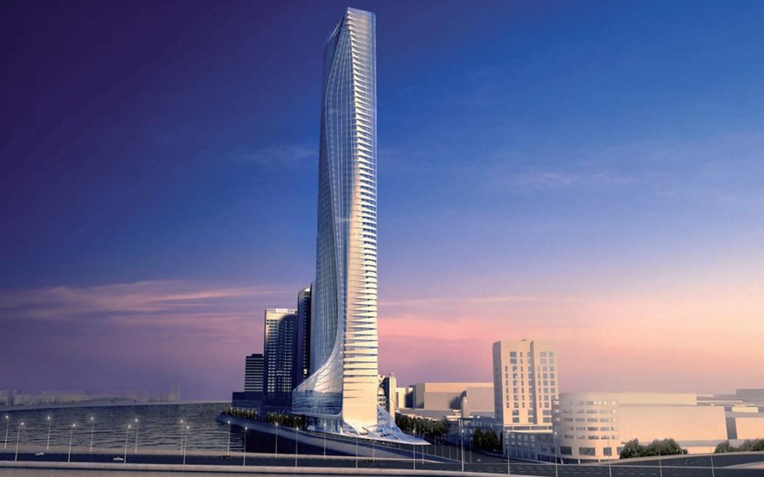 الحكومة المصرية تكشف مستجدات بناء أطول برج في إفريقيا
