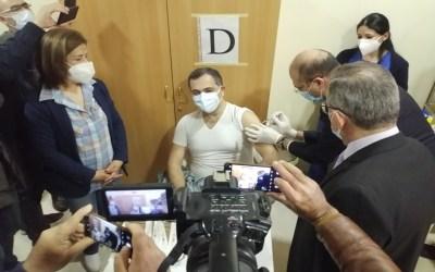 وزير الصحة أطلق حملتي تلقيح في بعلبك وزحلة: هناك التزام باللوائح من دون استنسابية وعلى الجميع تلقي اللقاح