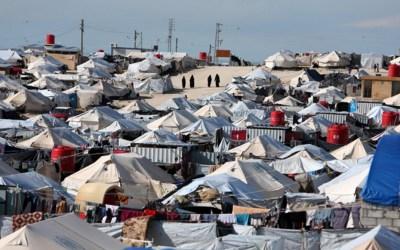 الأمم المتحدة تناشد 57 دولة لاستعادة مواطنيها من مخيمين للاجئين في سوريا