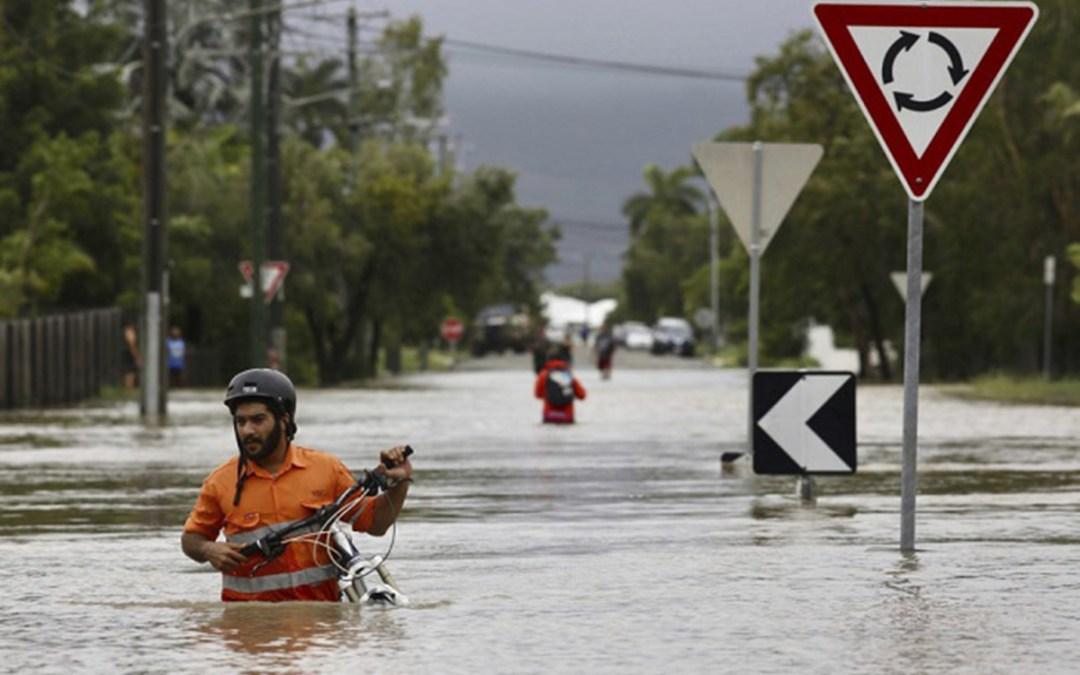 أستراليا تجلي آلافا مع مواجهة سيدني أعنف فيضانات منذ 60 عاما