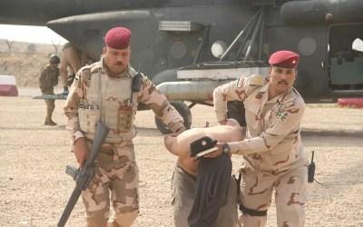 """جهاز مكافحة الإرهاب في العراق قبض على 8 عناصر من """"داعش"""" بينهم قيادي"""