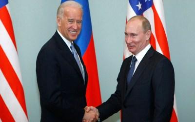 البيت الأبيض: المشاورات بين بايدن وبوتين بشأن سوريا كانت بناءة وهناك فرص للتعاون في المجال الإنساني