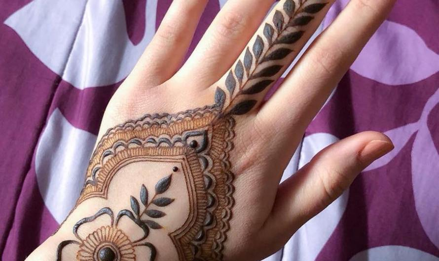 Amazing Henna Art Simple And Easy Latest Mehndi Designs 2019 For Girls