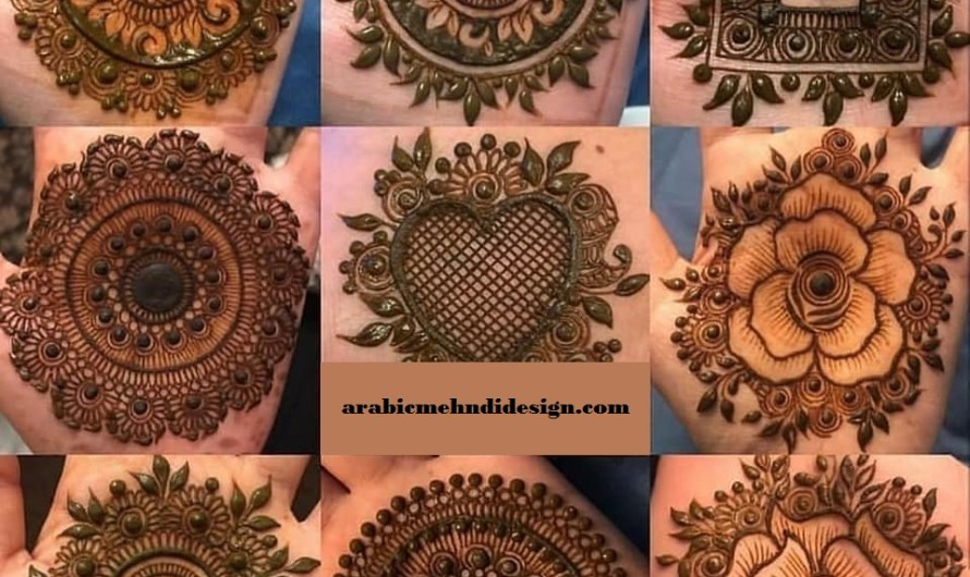 Easy Mehndi Designs For Beginners Simple Collection 2019