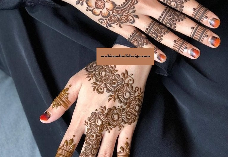 Trending Mehndi Designs 2019 For Parties Latest Styles