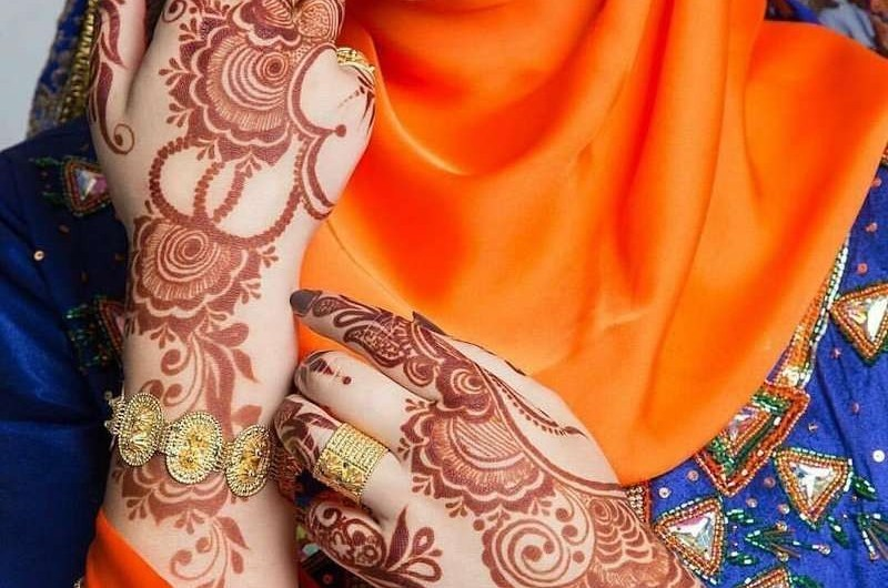 Crazy Henna Styles New Bridal Mehndi Designs 2019