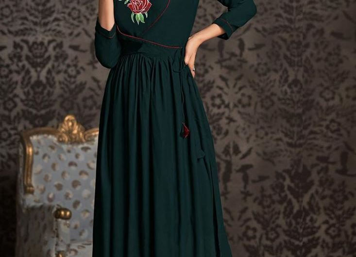 Download Casual Wear New Kurti Designs 2019 Images