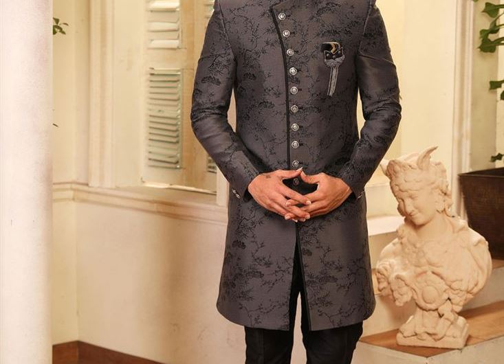 Designer Latest Sherwani Designs 2019 For Boys New Collection For Wedding