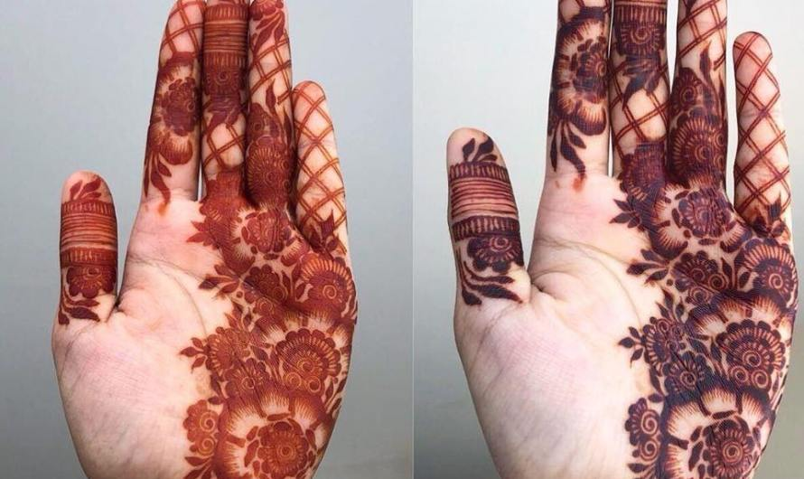 Arabic Mehndi Designs 2020 Flower Mehndi Design 2020 Latest Images