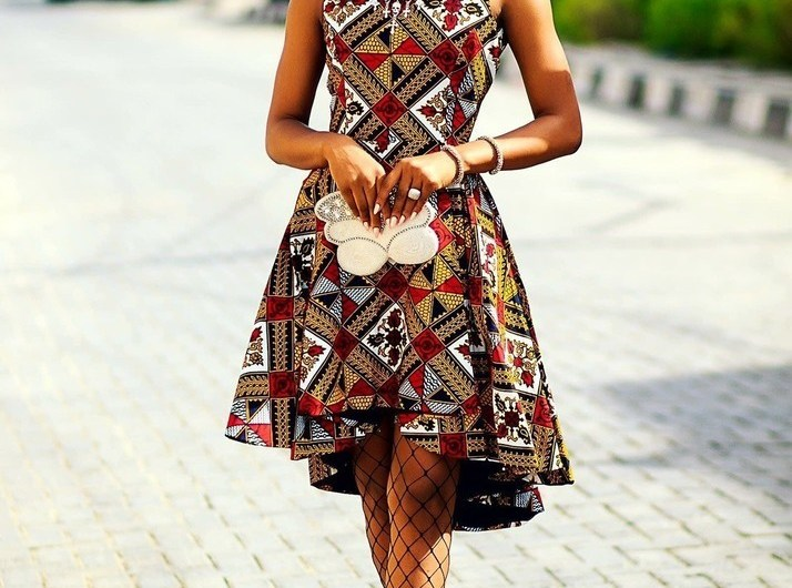 Images Of Designer Latest Ankara Styles 2019 For Girls