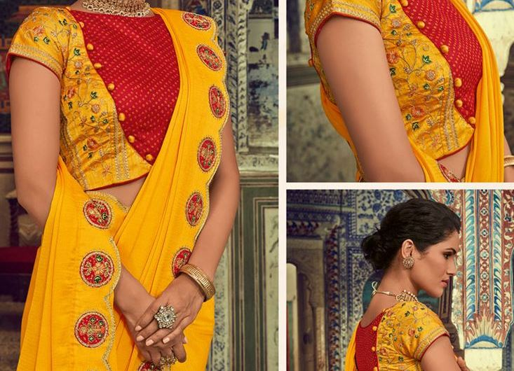 Latest Blouse Designs 2019 Designer Modern Styles For Saree