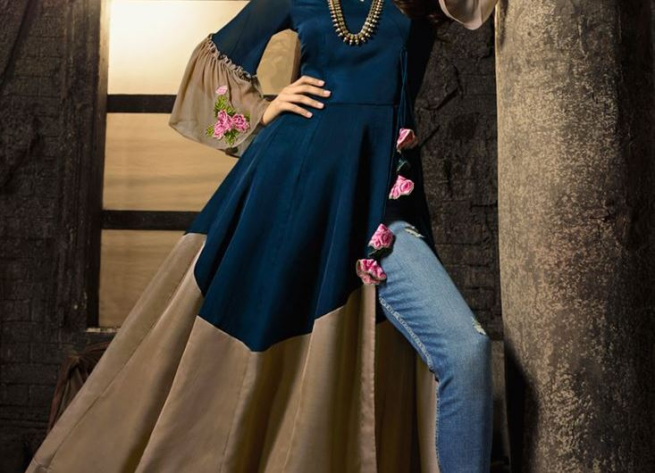 Latest Kurti Designs 2020 Floor Length Kurti Collection For Girls