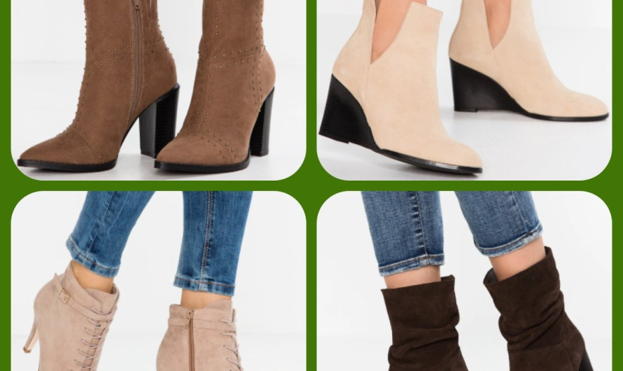 Winter Boot Trends 2019 Best Ankle Boots UK