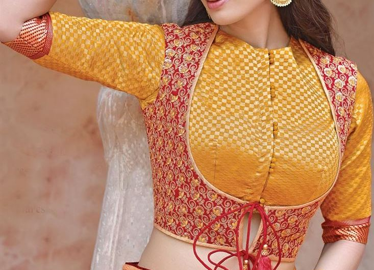 Bridal Blouse Designs 2020 Latest Saree Blouse Designs For Wedding