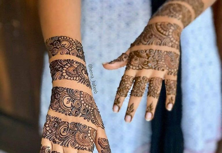 Bridal Mehndi Designs For Full Hands Bridal Mehndi 2020 Latest Stylish Collection