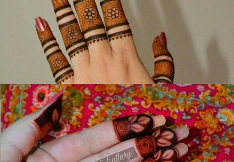 Finger Mehndi Designs 2020 New Style Latest Images