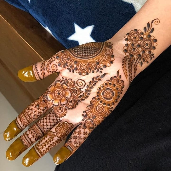 Latest Mehndi Designs 2020 New Style Bridal Mehndi Design Hd Images Arabic Mehndi Design