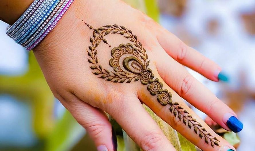 New Mehndi Designs 2020 In India