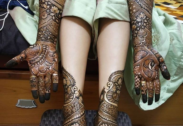 New Mehndi Designs For Bridals Latest Mehndi Designs 2020 For Hands And Feet