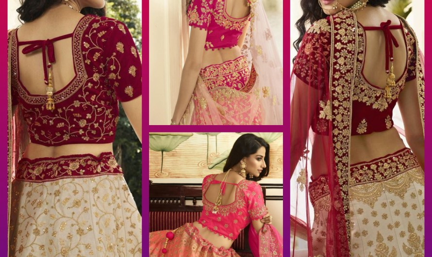 Top 100 Latest Blouse Designs 2020 For Indian Wedding Seasons New Designer Blouse Trends