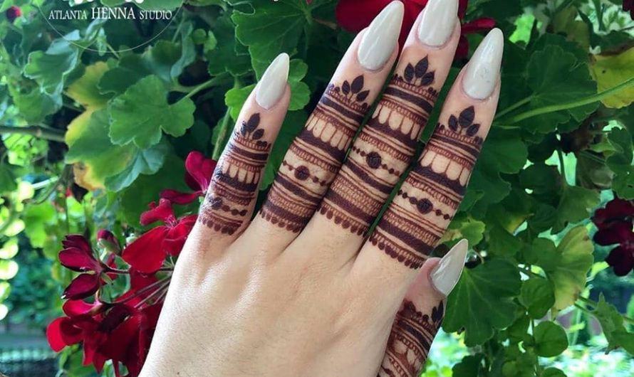 Finger Mehndi Designs 2020 New Style Easy Collection