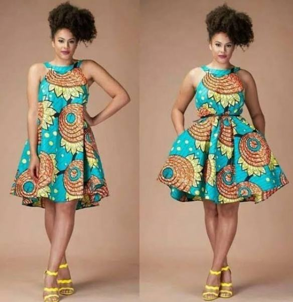 Latest Ankara Styles 2020 For Teenagers