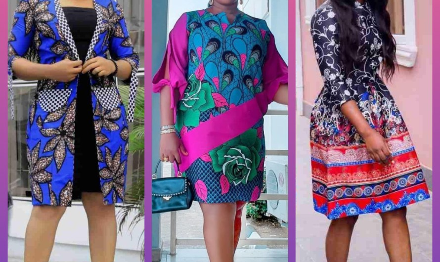 Model Style Top 20 New Latest Ankara Styles 2020 For Ladies