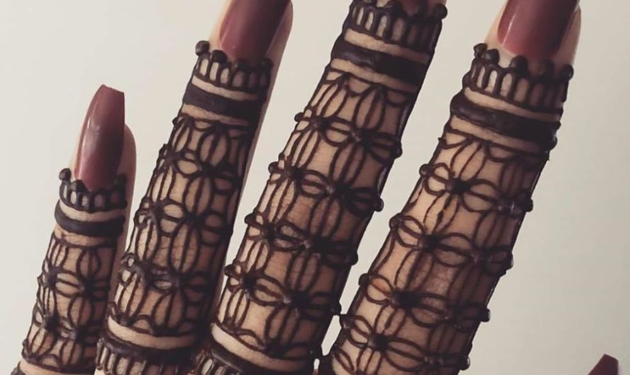 Stylish Finger Mehndi Designs 2020 New Images