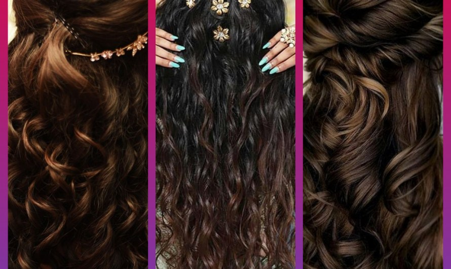 Top 30 Easy Hairstyles For Long Hairs New Wedding Best Hairstyles For Ladies