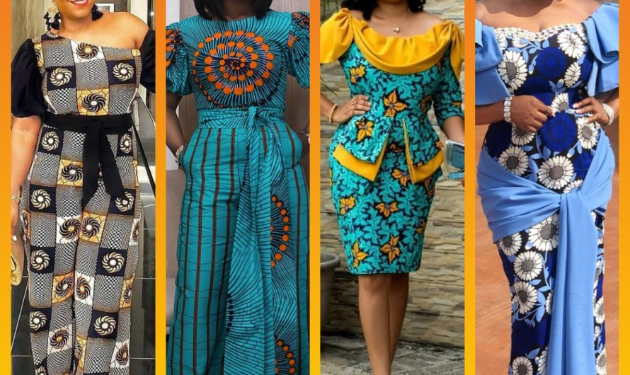 Top 30 Latest Ankara Styles 2020 For Ladies New Trends
