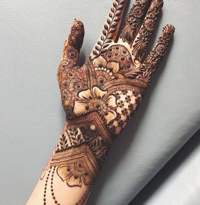 New Style Latest Bridal Mehndi Designs 2020 Best Collection For Wedding