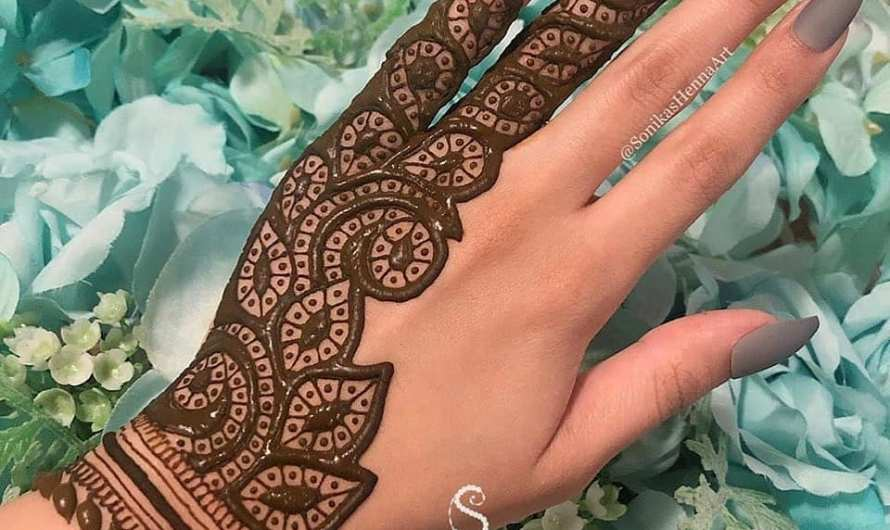 Dulhan Mehndi Designs 2020 You Need To Try Right Now