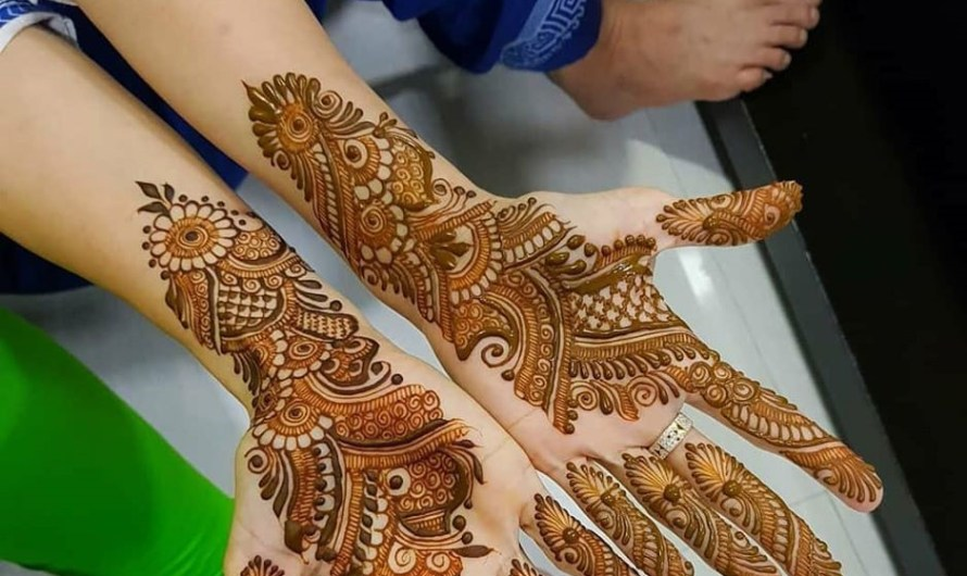 Best Beautiful Easy Mehndi Designs 2020 Latest Styles For Girls