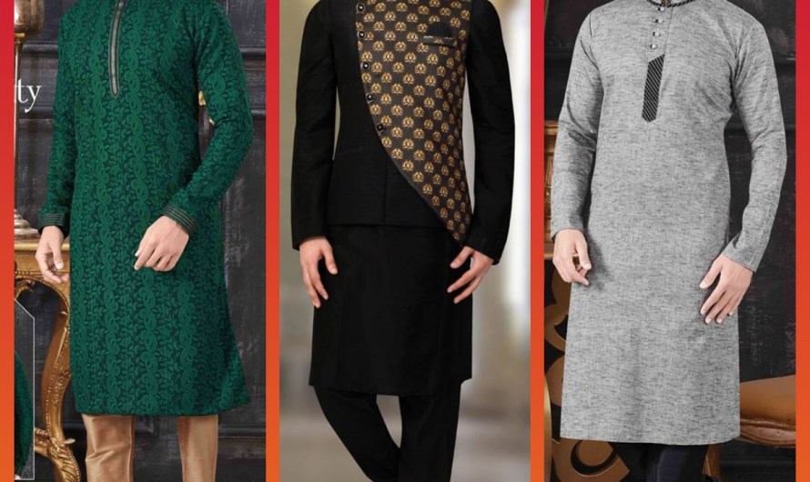 Classical Men Kurta Pajama Design 2020 For All Occasions