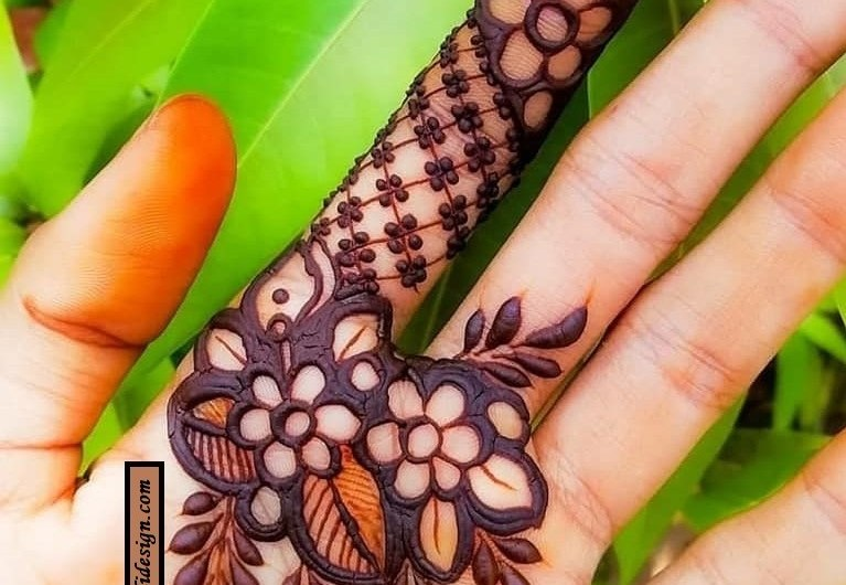 Latest Gorgeous Eid Mehndi Designs 2020 New Collection For Girls