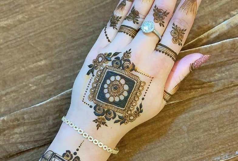 Latest Incredible Hand Mehndi Designs 2020 Beautiful Collection For Girls
